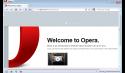 Браузер Opera - основное окно